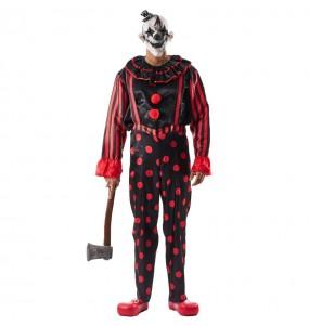 Disfraz de Payaso Killer Clown para hombre
