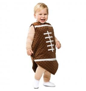 Disfraz de Pelota Rugby para niño