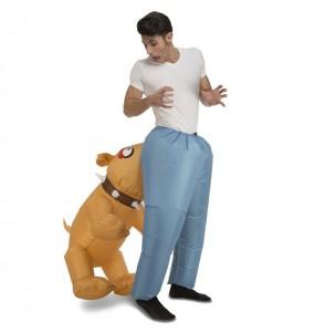 Disfraz de Perro Rabioso Hinchable