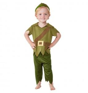 Disfraz de Peter Pan Neverland para bebé