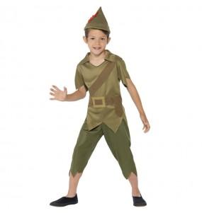 Disfraz de Peter Pan Neverland para niño