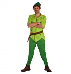 Disfraz de Peter Pan para hombre