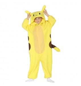 Disfraz de Pikachu Pokémon Infantil