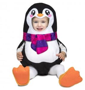 Disfraz de Pingüino para bebé balloon