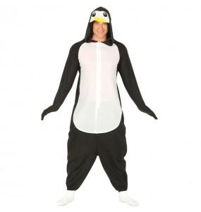 Disfraz de Pingüino Kigurumi Adulto