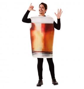 Disfraz de Pinta Cerveza adulto