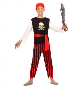 Disfraz de Pirata del Tesoro para niño