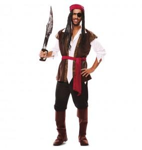 Disfraz de Pirata con Chaleco