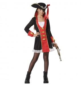 Disfraz de Pirata del océano para niña