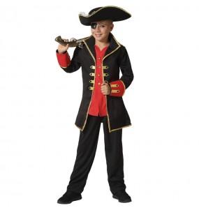 Disfraz de Pirata del océano para niño