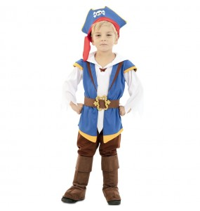 disfraz pirata jake infantil