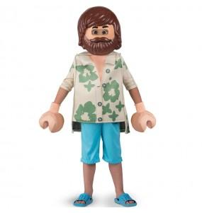 Disfraz de Playmobil Del para niño