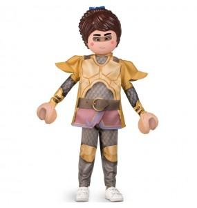 Disfraz de Playmobil Marla para niña