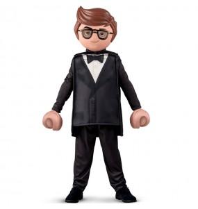 Disfraz de Playmobil Rex Dasher para niño