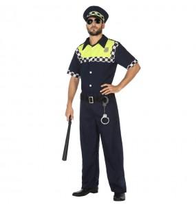 Disfraz de Policía municipal para hombre