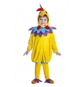Disfraz de Pollo de Corral para niño