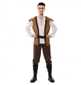 Disfraz de Posadero Medieval para hombre