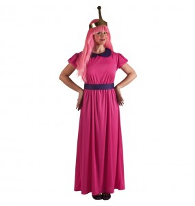 Disfraz de Princesa Chicle Hora de Aventuras para mujer