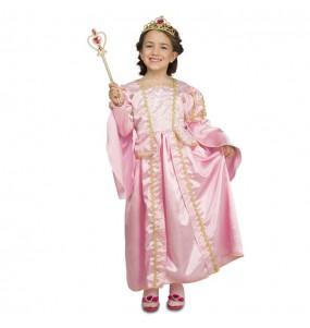 Disfraz de Princesa con accesorios para niña