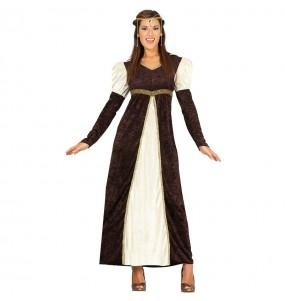 Disfraz de Princesa Corte Medieval para mujer