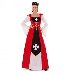 Disfraz de Princesa de Malta para mujer