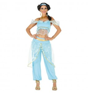 Disfraz de Princesa Jasmín para mujer