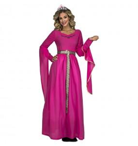 Disfraz de Princesa Medieval Catalina para mujer