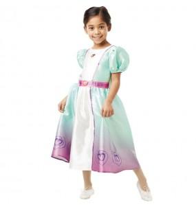 Disfraz de Princesa Nella para niña