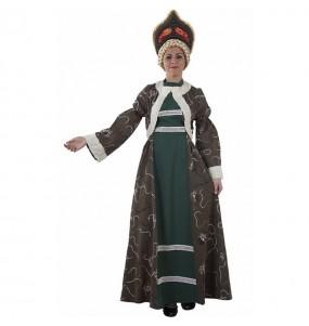 Disfraz de Princesa Rusa Matrioska para mujer