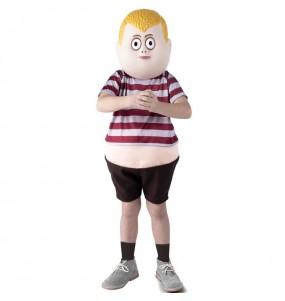 Disfraz de Pugsley Familia Addams para niño