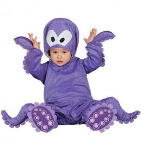 Disfraz de Pulpo Bebé