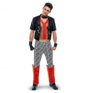 Disfraz de Punk Hombre