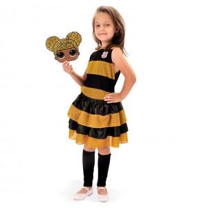 Disfraz de Queen Bee LOL Surprise para niña