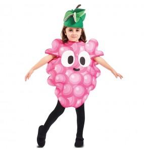 Disfraz de Racimo Uva para niño