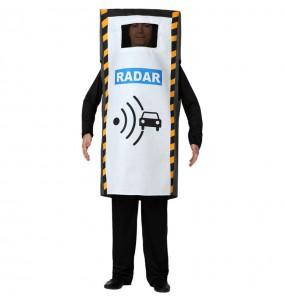 Disfraz de Radar velocidad para hombre