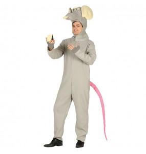 Disfraz de Rata para hombre
