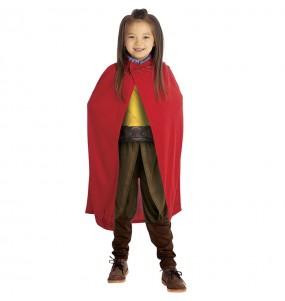 Disfraz de Raya y el Último Dragón Deluxe para niña