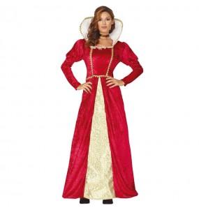 Disfraz de Reina Renacentista para mujer