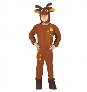 disfraz reno navidad infantil