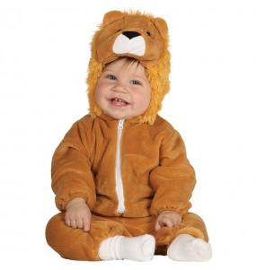 Disfraz de Rey León para bebé