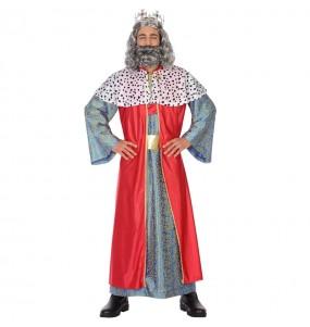Disfraz de Rey Mago Gaspar