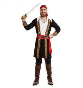 Disfraz de Rey Pirata hombre