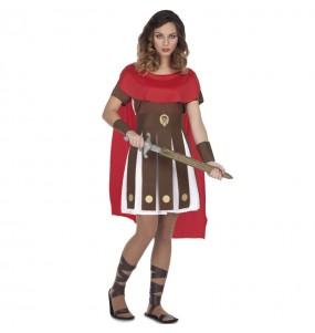 Disfraz de Romana Espartana para mujer