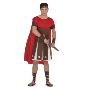 Disfraz de Romano Espartano para hombre