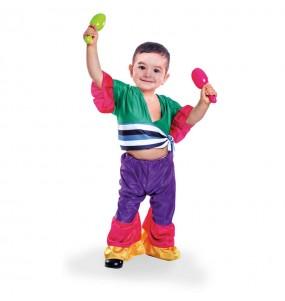 Disfraz de Rumbero Tropical para Bebé