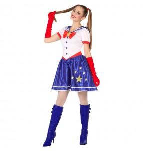 Disfraz de Sailor Moon para mujer