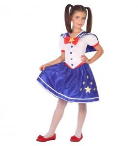 Disfraz de Sailor Moon para niña