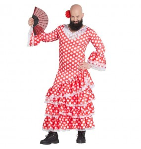Disfraz de Sevillana Faralae para hombre