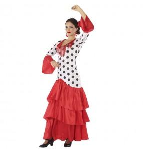 Disfraz de Sevillana Giralda para mujer