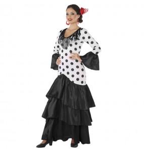 Disfraz de Sevillana Macarena para mujer
